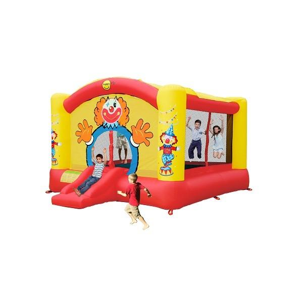 Happy Hop springkussen Super Clown slide 9014N