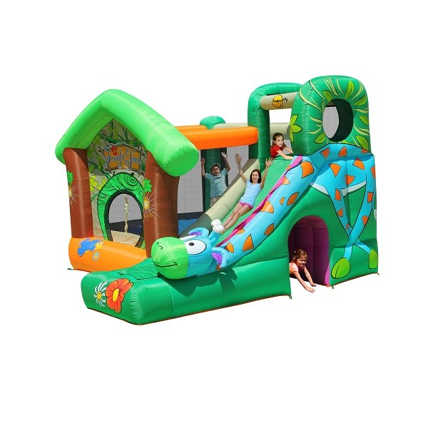 Happy Hop springkussen Jungle Fun 9139
