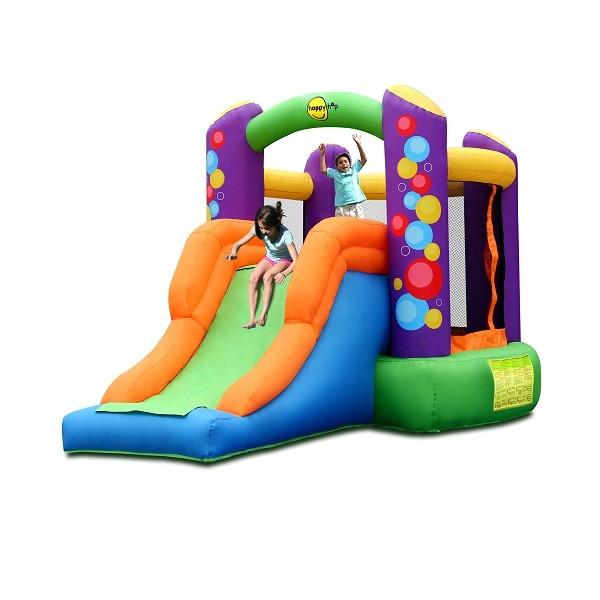 Happy Hop springkussen Combo Bouncer with Slide 9236