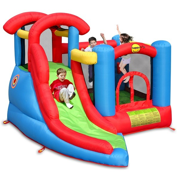 Happy Hop springkussen 6 in 1 Playcenter 9371